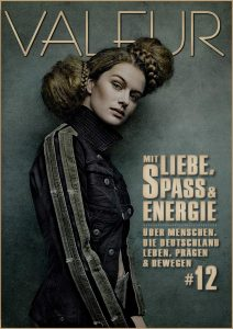 VALEUR MAGAZINE Issue 12 Cover