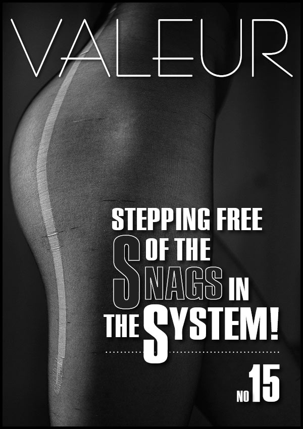 VALEUR MAGAZINE Issue 15 Cover