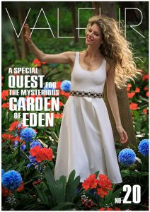 VALEUR Magazine 20 - A Quest for the Garden of Eden, Photo: Marco Kokkot