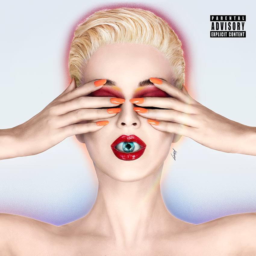 Katy Perry - Witness Album Cover © Universal Music