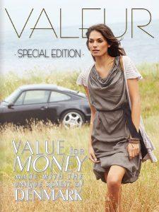 VALEUR History Cover Denmark Special