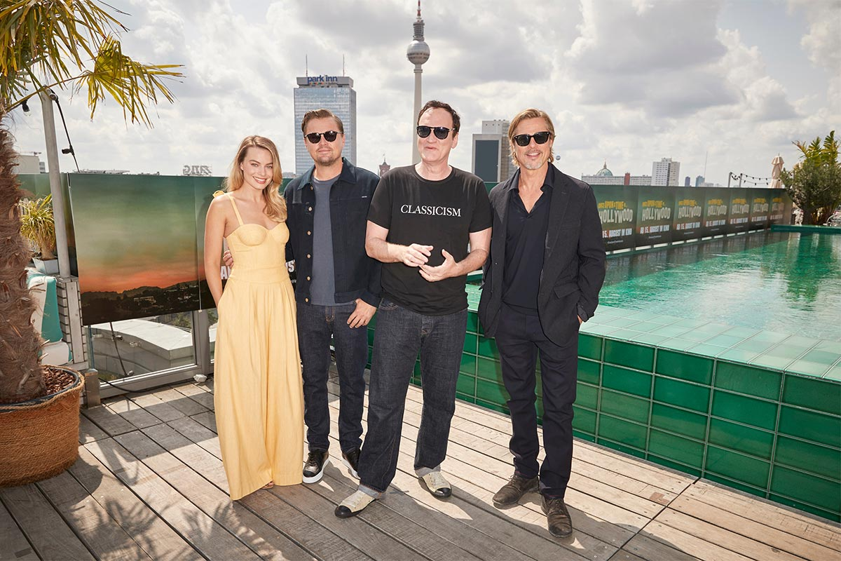 Once Upon A Time In Hollywood And In Berlin