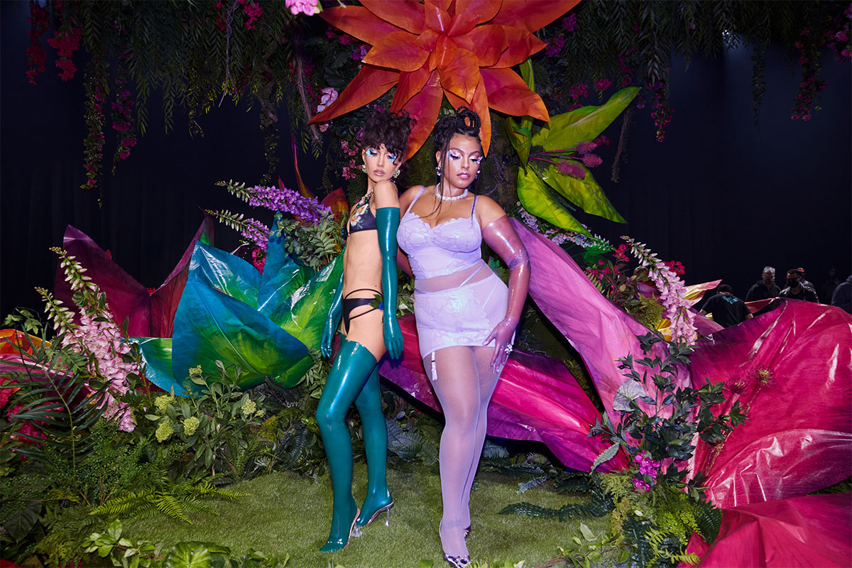 PALOMA ELSESSER & NADIA LEE COHEN IN THE GARDEN_OF_EDEN