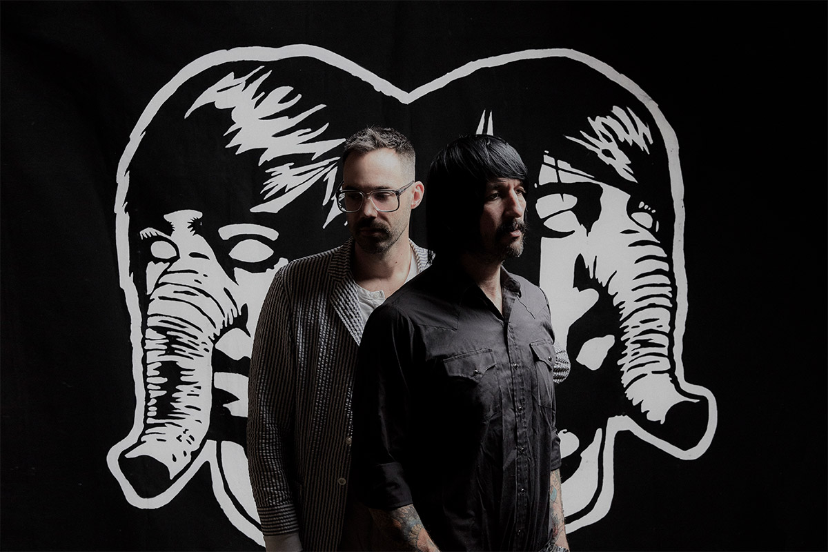 Punk-dance duo Death from Above 1979 new album Is 4 Lovers